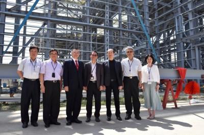 榮剛50噸煉鋼爐廠明年投產 添營運動能