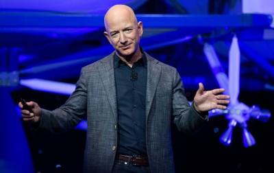貝佐斯2026有望成為史上首位「兆萬富翁」