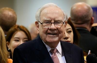 讓「股神」巴菲特頭好疼竟是銀行股 8隻巨虧中金融佔6隻