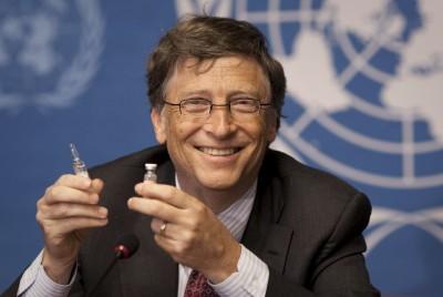 比爾蓋茲資助的病毒檢測計劃 遭美政府喊卡