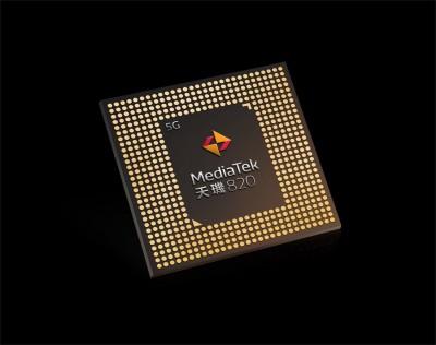 聯發科最新天璣820晶片上市 搶攻5G中高階市場