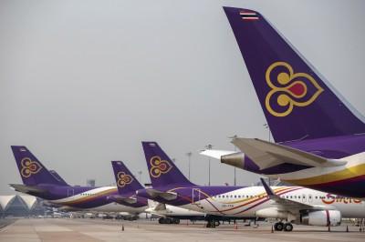 泰航獲得泰國政府挹注 預計疫情後復飛