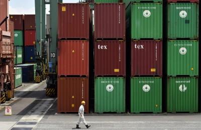 日本4月出口大減21.9% 表現逾10年最差
