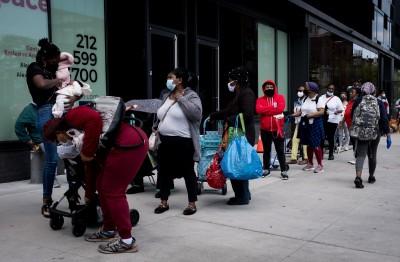美5月份失業率恐比預期糟  經濟學家料有1030萬人失業