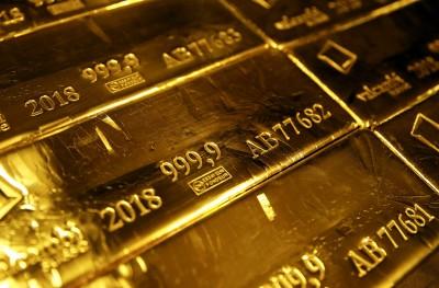 美歐經濟數據改善 黃金大跌30美元