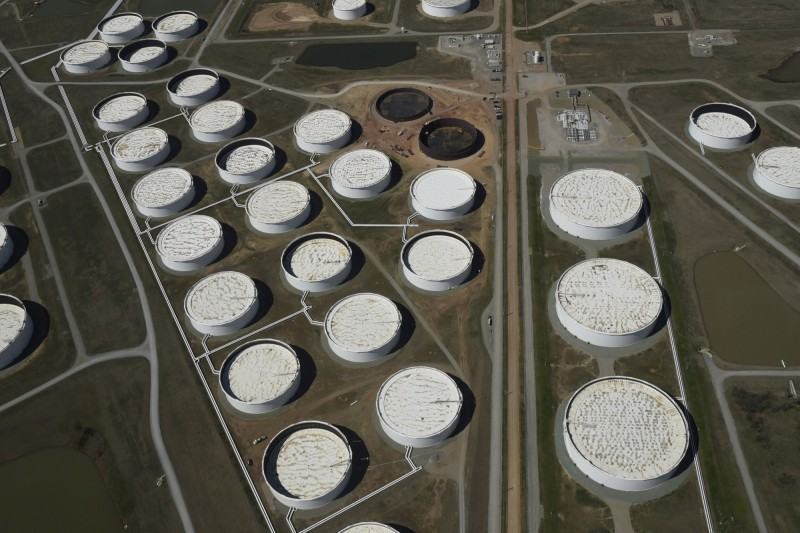 中國人大報告引需求疑慮 國際油價跌逾2%