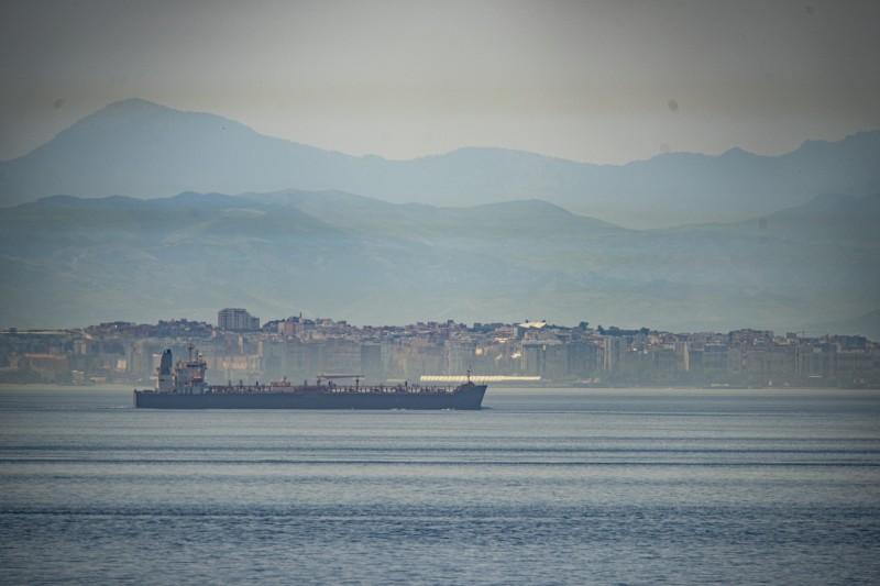 伊朗油輪進入委內瑞拉經濟海域 未出現美方威脅