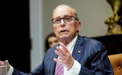 白宮經濟顧問庫德洛:美國願支付全部費用 鼓勵企業脫中