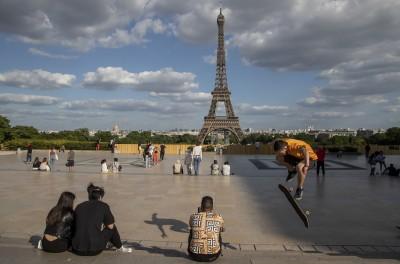 法國Q2經濟恐直線墜落 官方估計GDP再縮20%