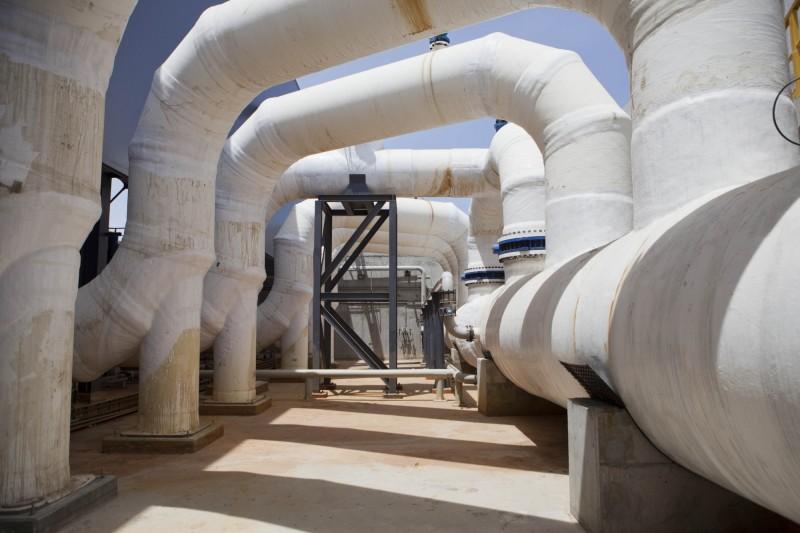 中美角力延伸賽!以色列「封殺」中企投資最大淡水廠
