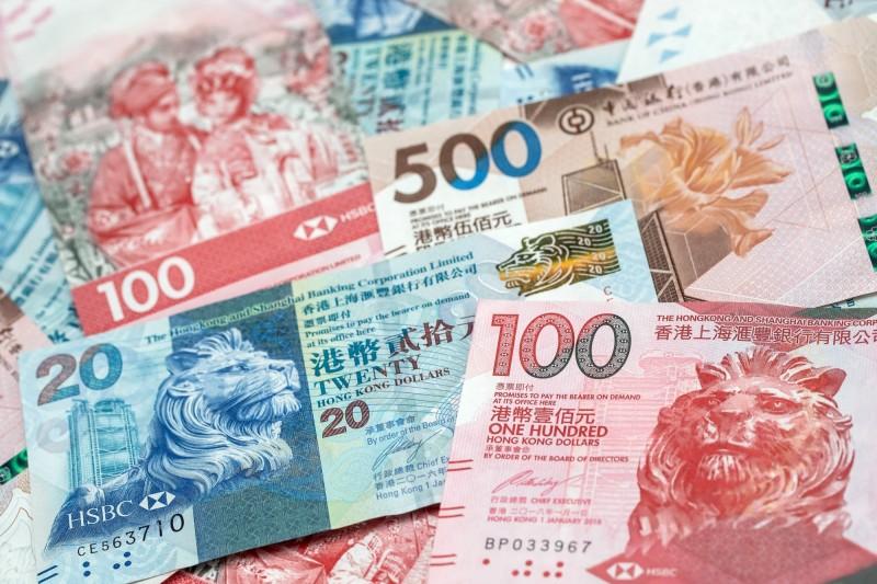棄港幣改持美元 香港湧現外幣兌換潮