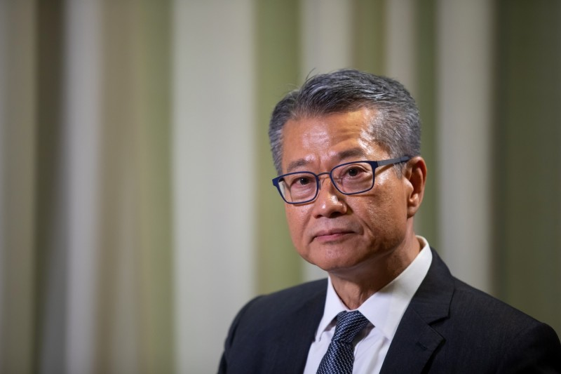 美取消特殊待遇 香港財政司長:已對各種制裁做好準備