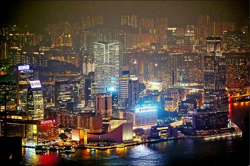 IMF前官員:香港金融中心 岌岌可危