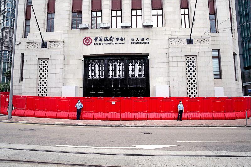 香港扮「現金牛」 中國金融門戶