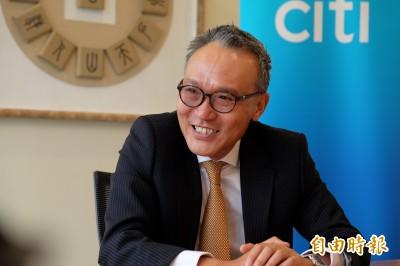 CEO開講》花旗莫兆鴻:台灣防疫 全世界最棒