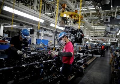 日本5月製造業PMI為38.4 續創11年新低