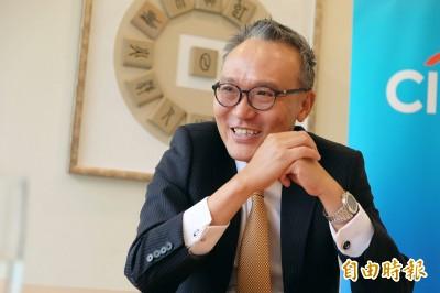 CEO開講》花旗莫兆鴻:台灣是寶地 我想申請成居民