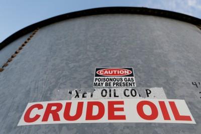 漲不停!布蘭特原油漲破40美元 創3個月來新高
