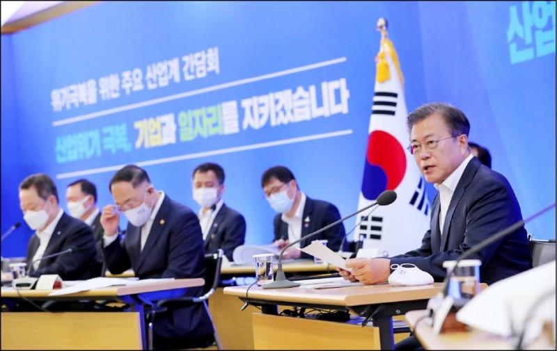經濟表現22年最慘 南韓3度追加預算救市
