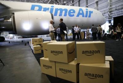 應付龐大網購需求!亞馬遜擴充自家貨機機隊至80多架