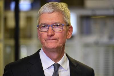 蘋果庫克謊稱中國iPhone市場需求良好 美法院裁定股東可提告