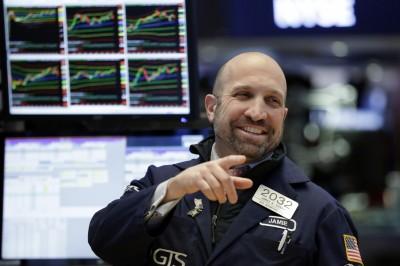 美5月非農就業數據超預期  美股道指週5開盤大漲逾700點