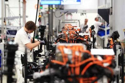 工業巨輪停轉 德國4月工業訂單暴減25%創近30年紀錄
