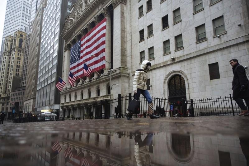 投資人獲利了結 美股結束4連漲