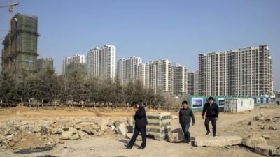 中國房市危機一觸即發 今年已有208家房企破產