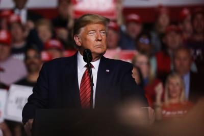民調:8成美選民認為美國已失控 拜登支持度領先川普7%