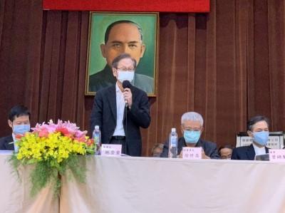 華碩董事長施崇棠:疫情為PC帶來契機 下半年不確定性仍高