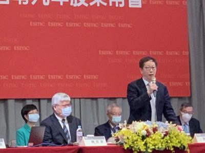 赴美設廠 劉德音:台灣供應商要一起打國際盃 有利延攬頂尖人才
