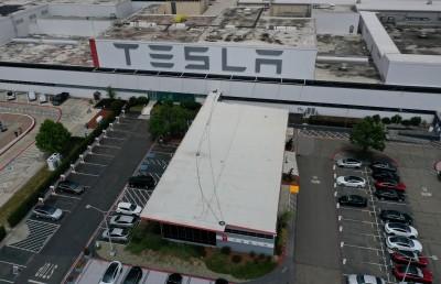 特斯拉稱疫情封鎖讓空品改善 增添禁售燃油車理由