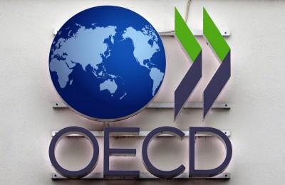今年經濟恐衰退7.6%  OECD:百年來承平時代未有之衰退
