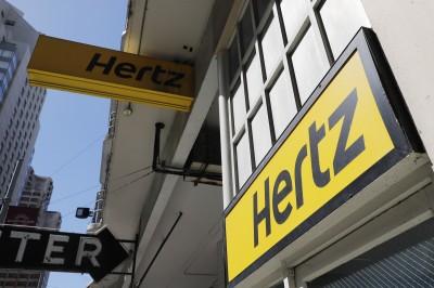 Hertz收到紐交所除牌通知 股價重挫近40%