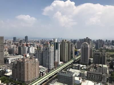 台中市前5月上市櫃購地總額近160億 且建商回購率高