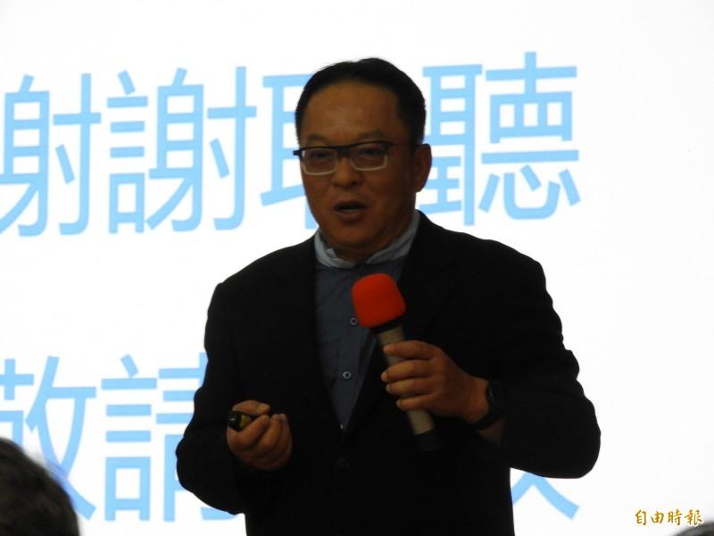 加碼50億投資台灣 劉湧昌:今年三月就聞到市場有回來跡象