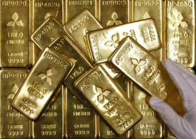 美就業數據欠佳 黃金跌幅收斂