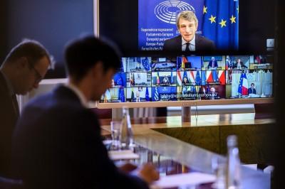 反制港版國安法  歐洲議會:歐盟應對中國實施經濟制裁
