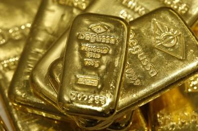 美中疫情再起 黃金漲近22美元