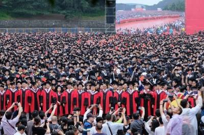 中國就業形勢嚴峻  逾7成大學生畢業即失業