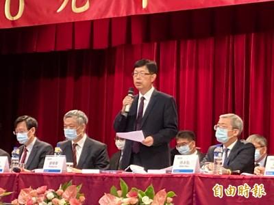 劉揚偉首度主持鴻海股東會 三大法人齊買超、股價站上80元