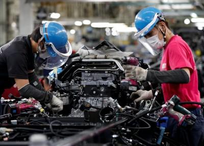 日本6月製造業PMI報37.8 續創11年新低點