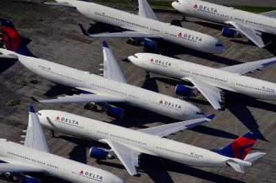 達美航空率先恢復美中航班 週四起每週2班