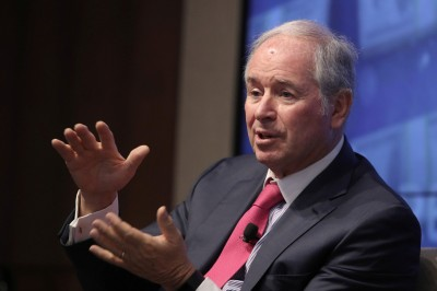 黑石CEO:美經濟將出現「大V」型復甦