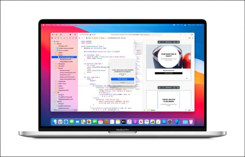 蘋果NB採自家CPU 台積電受惠
