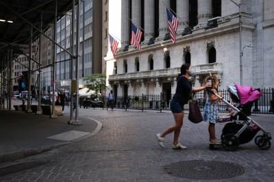 押注美股將大跌?空頭期貨合約數創9年來新高
