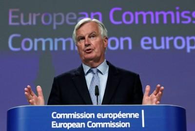 英歐貿易談判陷僵局 歐盟談判代表:10月是關鍵時刻