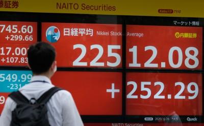 菜鳥散戶蜂擁亞洲股市 老手警告:潮水退完恐有重擊