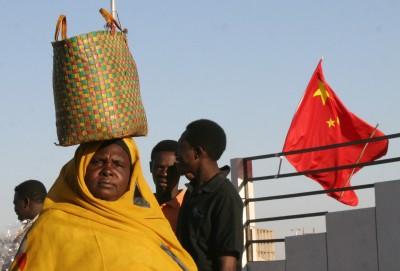 中國漠南非洲大灑幣  美研究:已超越世界銀行